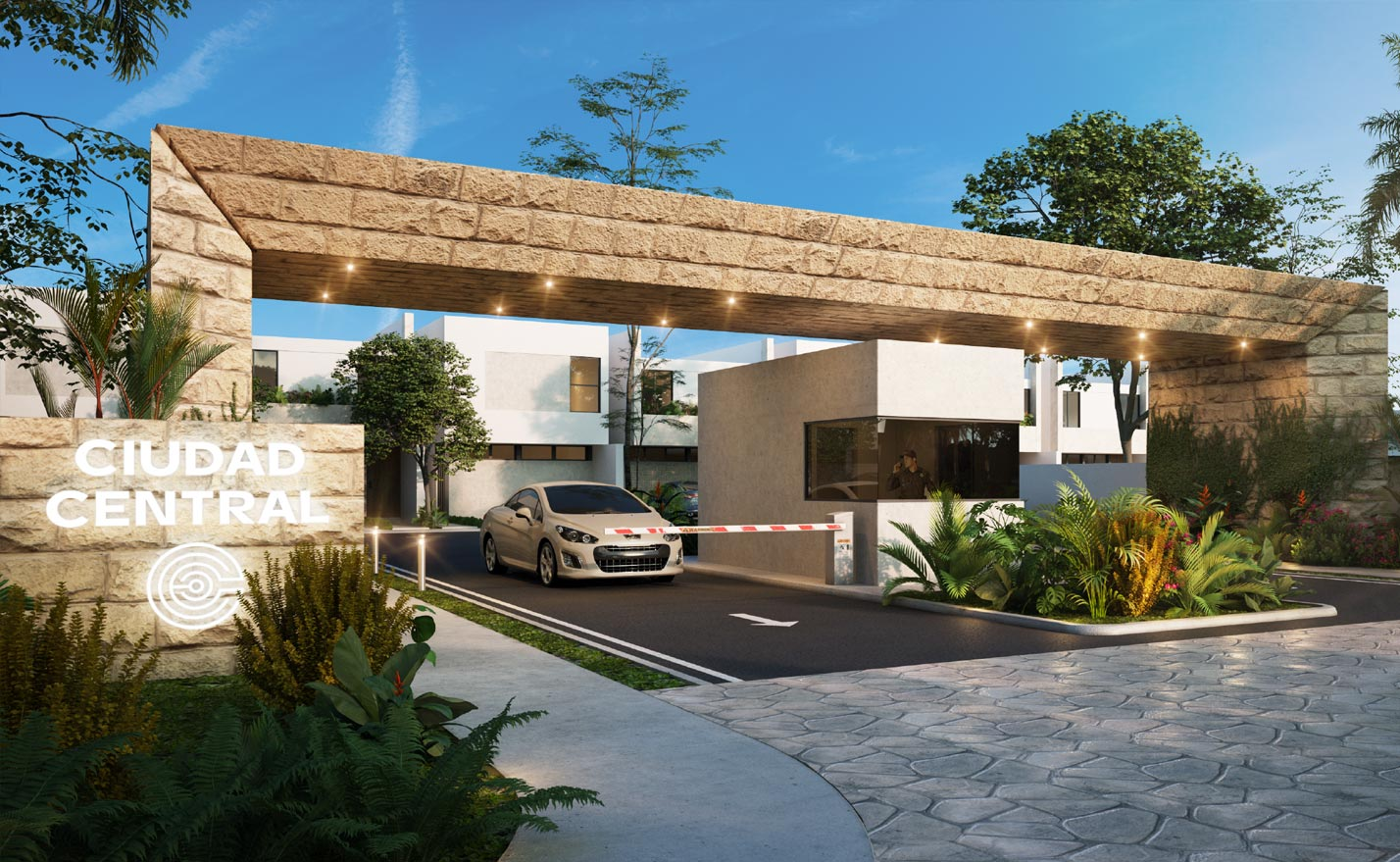 Ciudad Central Residential Lots For Sale